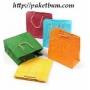 Бумажные пакеты и мешочки из органзы